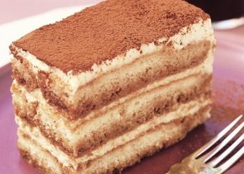 """Ātrā """"Tiramisu"""" kūka"""