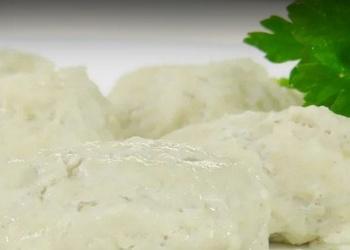 Vistas gaļas tvaicētās kotletes - VIDEO RECEPTE