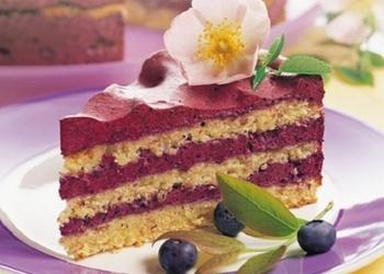 Melleņu torte