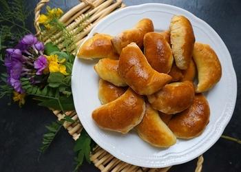 Recepte Līgo svētkiem - Veģetārie pīrādziņi