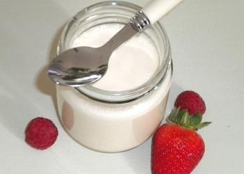 Mājas jogurts - nesaldināts, bez piedevām