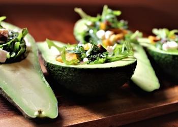 Avokado – salātu uzkoda