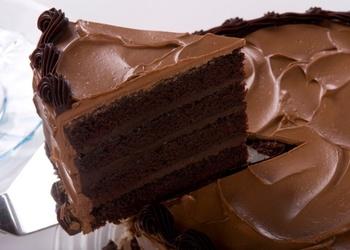 Šokolādes krēms tortēm