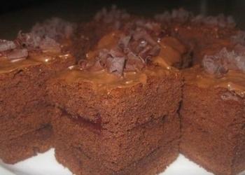 Maigs un gaisīgs šokolādes biskvīts - kūka