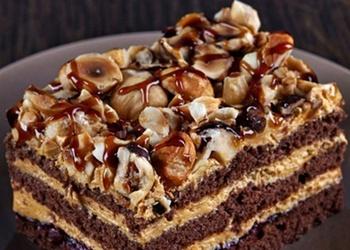 """Šokolādes torte """"Arābu pasakas"""""""