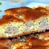 Pīrāgs ar malto gaļu