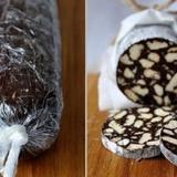 Šokolādes salami