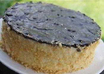 Biezpiena – kapučīno kūka