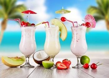 12 piena kokteiļu receptes