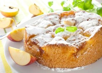 Viegli pagatavojams ābolu pīrāgs