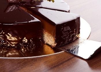 Maigā šokolādes torte