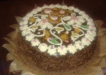"Kafijas torte ""Aleksandrs"""
