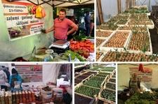 Zaļumi, dārzeņi - dārzeņu mērces un konservi un sālījumi - RAŽOTS LATVIJĀ
