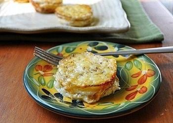 Kartupeļu sacepums ar sieru