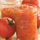 Pikantā tomātu uzkoda