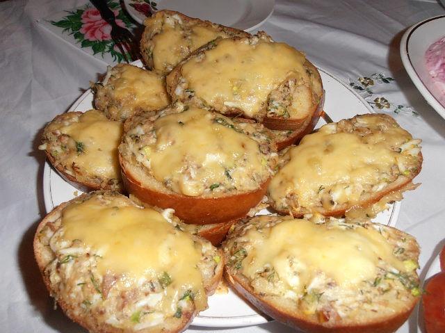 Горячие бутерброды с мясом рецепты с фото