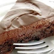 """Šokolādes – kefīra kūka """"Melnais princis"""""""