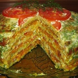 Kabaču torte