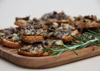Sēņu grauzdiņi