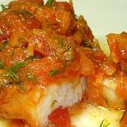Рыба в томатном маринаде