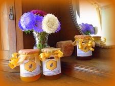 """Dažādu ziedu medus no z/s """"Jaunkalnbindes"""""""