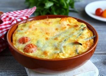 Tunča sacepums papriku un sieru