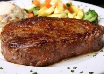 Liellopu gaļas bifšteks