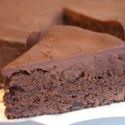 Viegli pagatavojama šokolādes torte