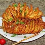 Kartupeļu spirāles