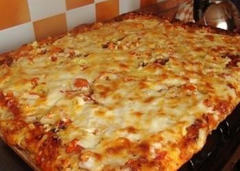 Mājas viegli pagatavojama pica
