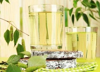 Bērzu sulas - piecas receptes