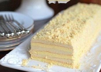 Slāvu iebiezinātā piena kūka