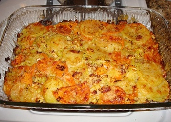 Kartupeļi ar āboliem