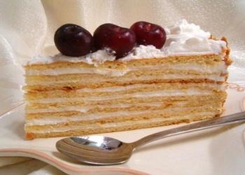 Ātrā biezpiena torte