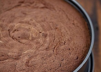 Dženovas šokolādes biskvīts