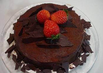 Zemeņu torte