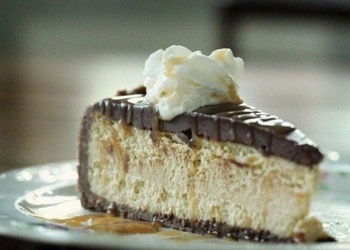 Biezpiena – šokolādes kūka ar kafijas garšu
