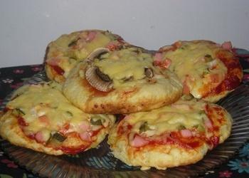 Mājās gatavotās mazās piciņas