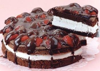 Ātri pagatavojama torte