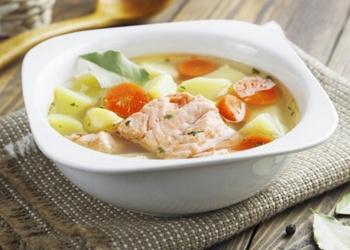 Laša filejas zupa