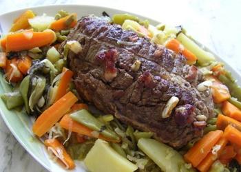 Teļa gaļas cepetis