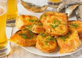Franču bagetes karstmaizītes