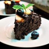 """Šokolādes kūka """"Melnā vakarkleita"""""""