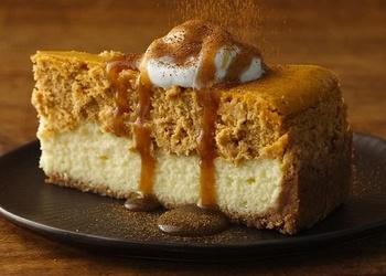 """Ķirbju kūka """"Dulche de Leche"""""""
