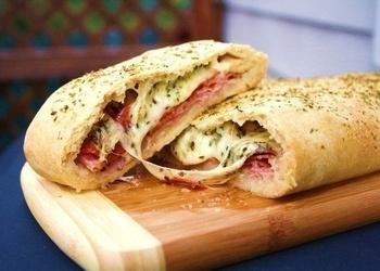 Stromboli - picas rulete