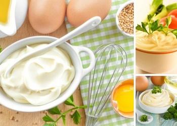 Paštaisīta majonēze - trīs viegli pagatavojamas receptes
