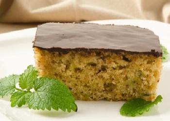 Kabaču (cukini) kūka
