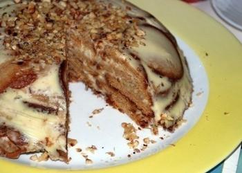 Aukstā prjaņiku torte