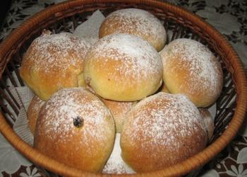 Мэдус рауши (медовые булочки)
