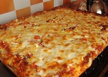 Ātrā brokastu pica